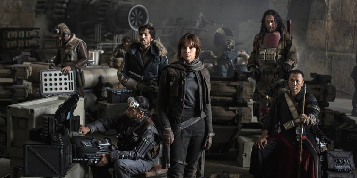 Conoce la primera imagen de la precuela Star Wars: Rogue One