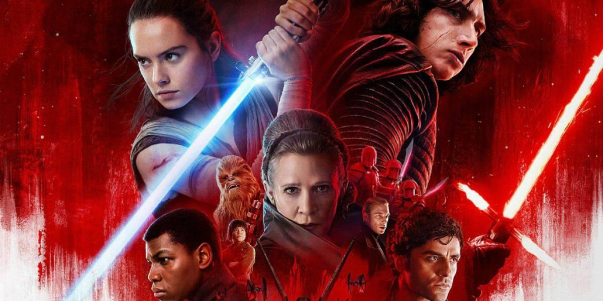 Star Wars: The Last Jedi tendría el mejor estreno en taquillas de 2017
