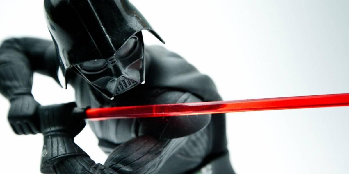 Patente sugiere que Disney ha inventado un sable láser de Star Wars