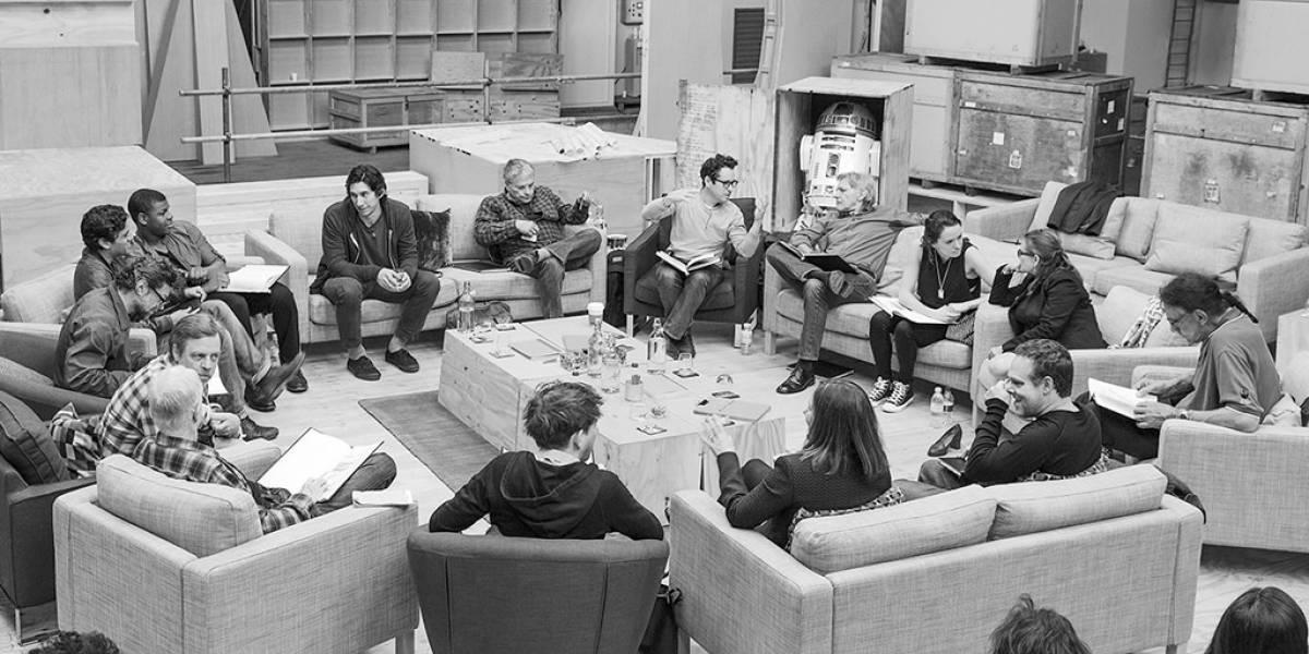 Fotos filtradas y más actrices para la filmación de Star Wars: Episodio VII