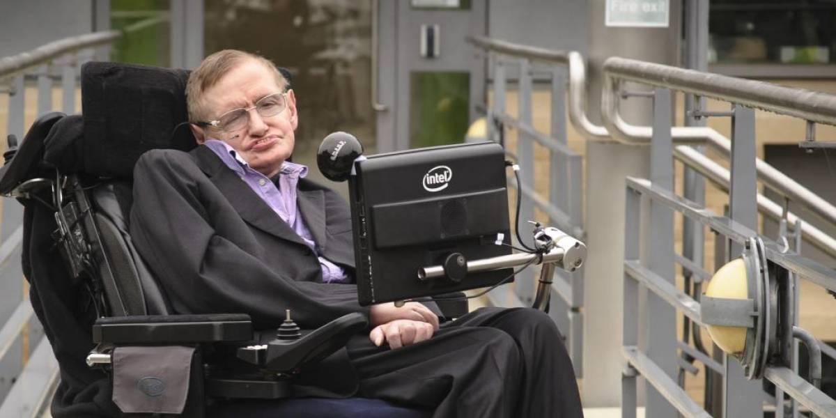 Stephen Hawking: El trabajo automatizado e Inteligencia Artificial acabará con la clase media