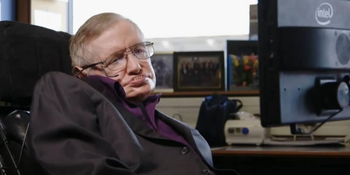 Comprueban teoría de los agujeros negros de Stephen Hawking que lo acercaría al Nobel