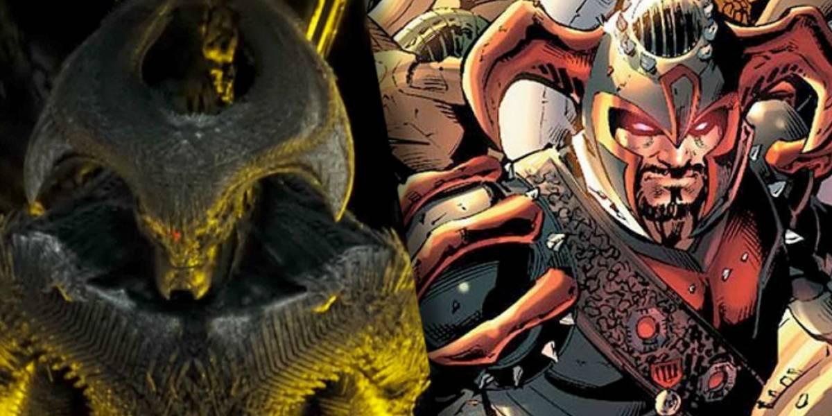 Así sería Steppenwolf en Justice League