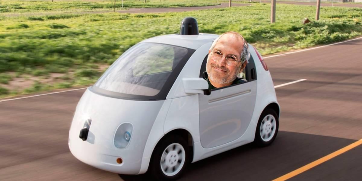 Se filtra carta de Apple que confirmaría desarrollo de un coche autónomo
