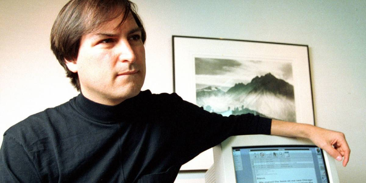 Steve Jobs habla de su legado en un video inédito de 1994