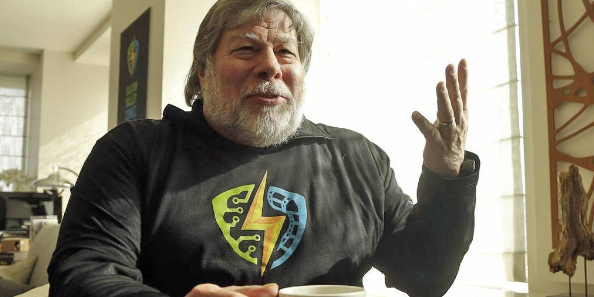 Steve Wozniak opina sobre Tim Cook al mando de Apple