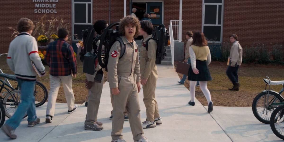 Liberan primer adelanto de la segunda temporada de Stranger Things