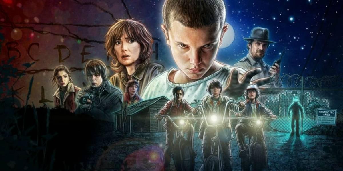 Netflix confirma producción de segunda temporada de Stranger Things