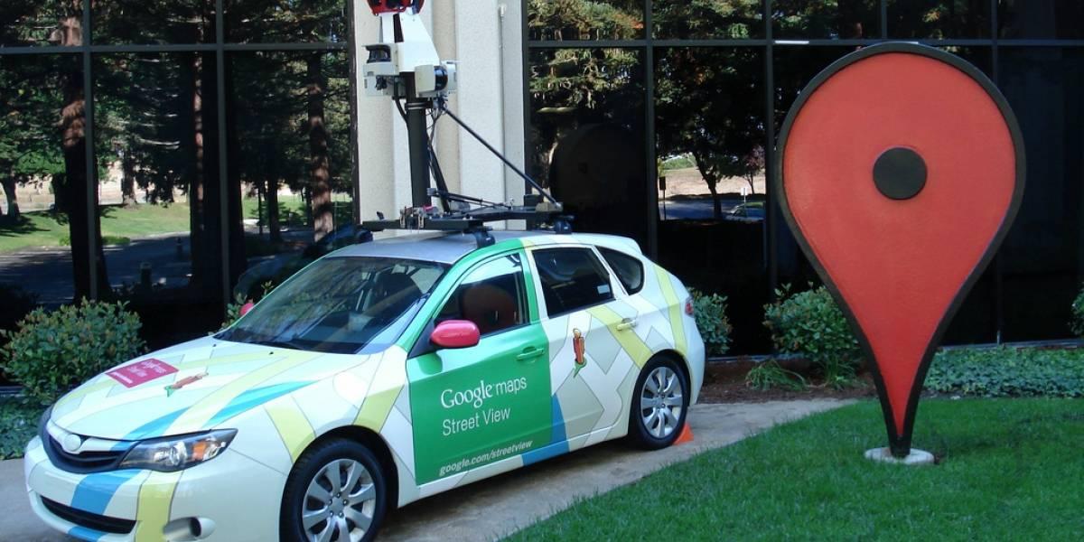 Google actualiza información de empresas con una sola foto de Street View