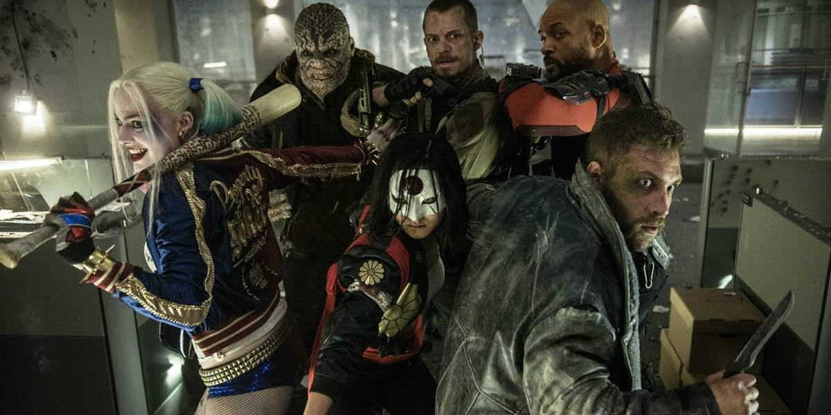 Suicide Squad revela más metraje en nuevo tráiler de la Comic-Con