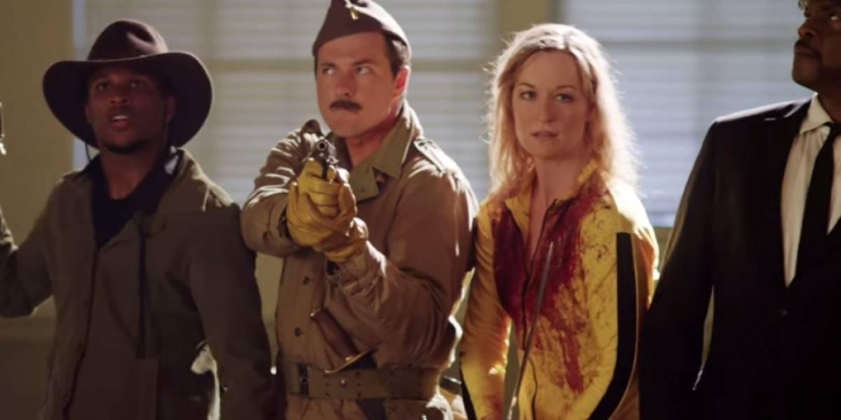 Trailer de Suicide Squad al estilo de Quentin Tarantino