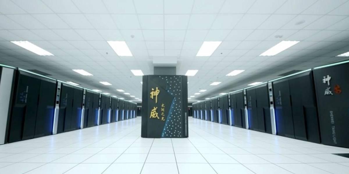 La súpercomputadora más rápida del mundo sigue siendo de China