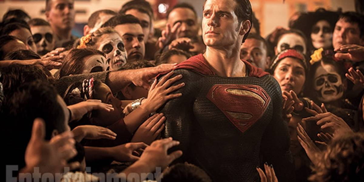 Se publican nuevas fotos oficiales de Batman v Superman: Dawn of Justice
