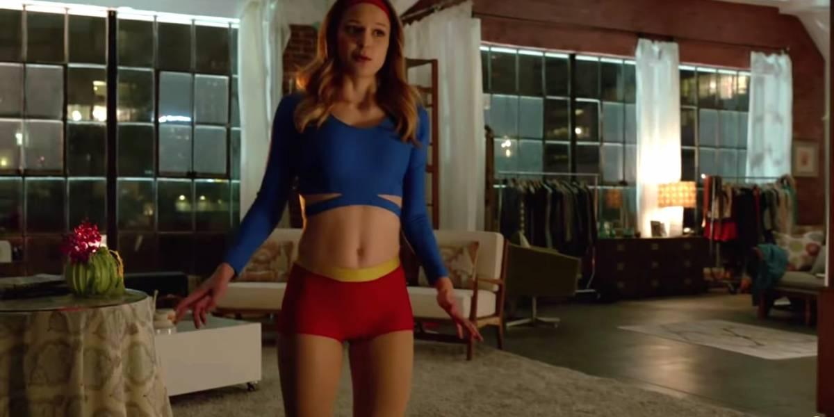 Piloto de Supergirl se filtró y ya está en línea