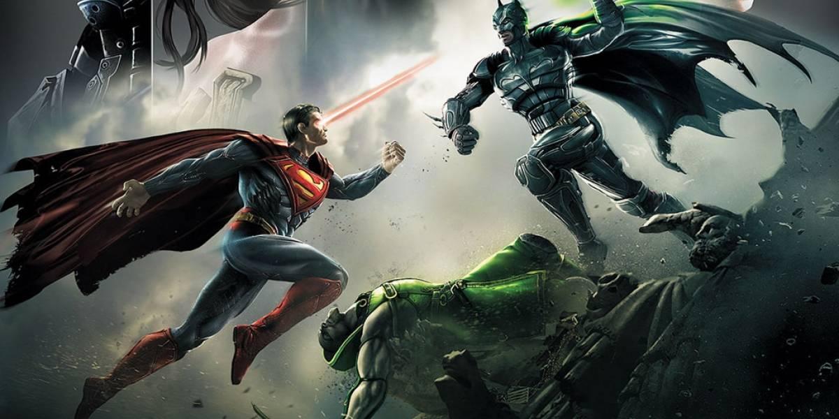 Las películas de DC que se estrenarán hasta 2018