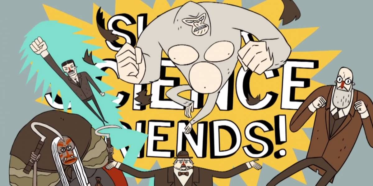Super Science Friends lanza su segundo episodio doblado al español