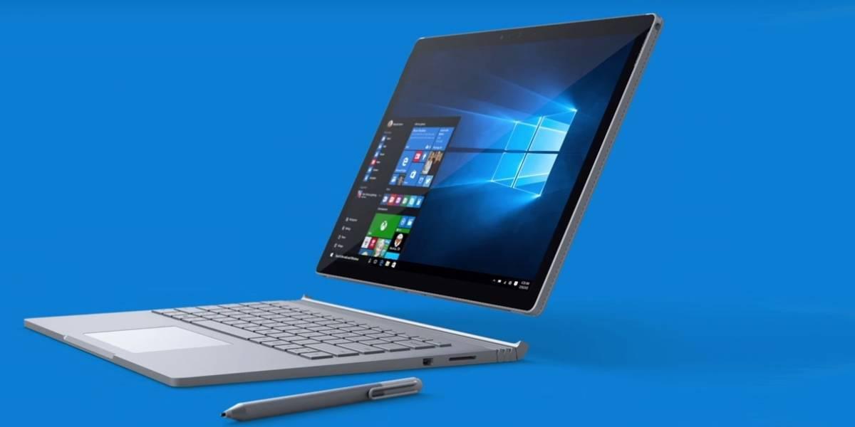 Consumer Reports se niega a recomendar la Surface Book 2 de Microsoft