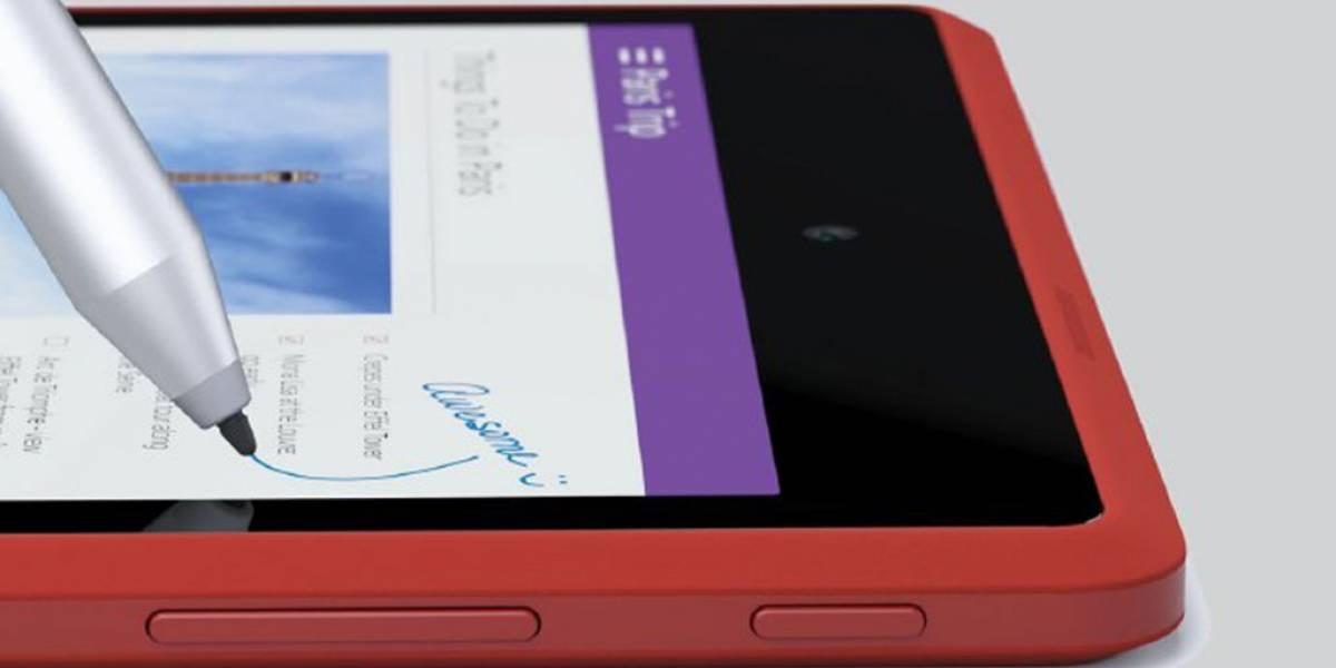Surgen más imágenes del cancelado Surface Mini de Microsoft