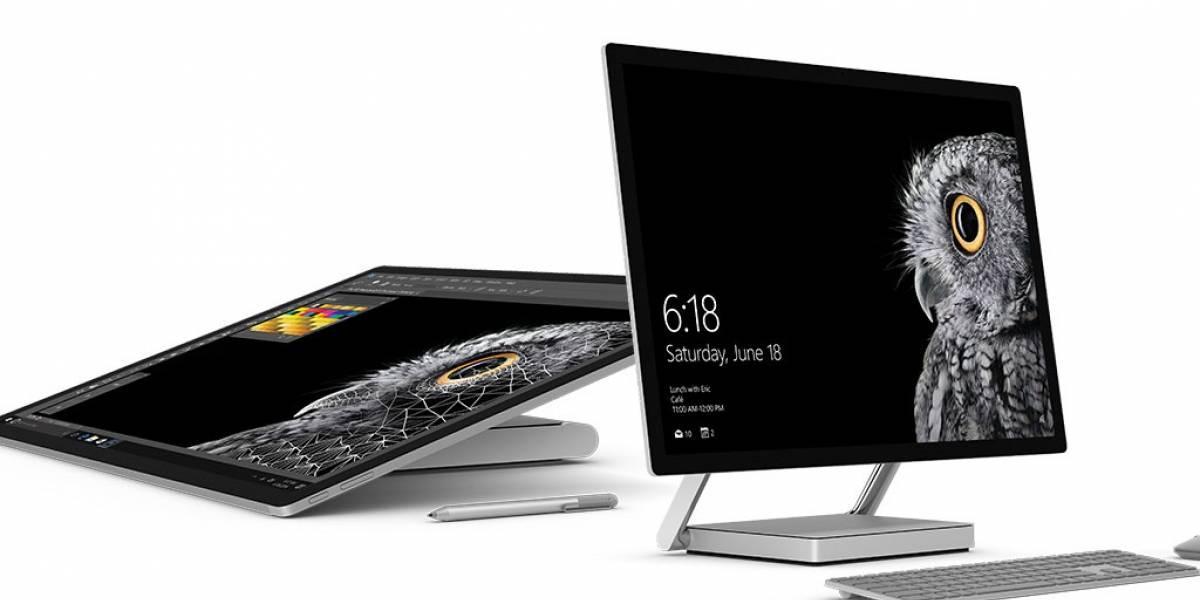 Surface Studio habría vendido más del doble de lo que esperaba Microsoft