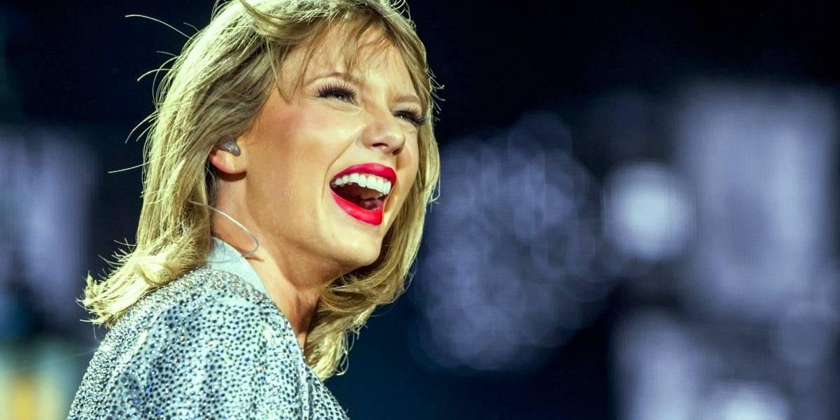 Taylor Swift rompe nuevo récord de reproducciones en YouTube