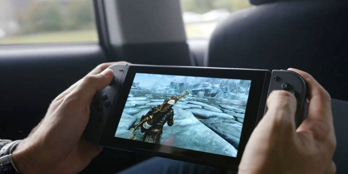 Nintendo Switch, la nueva consola mezcla entre portátil y sobremesa