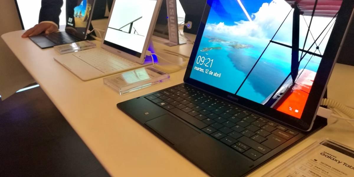 Samsung presentó la Galaxy TabPro S en México