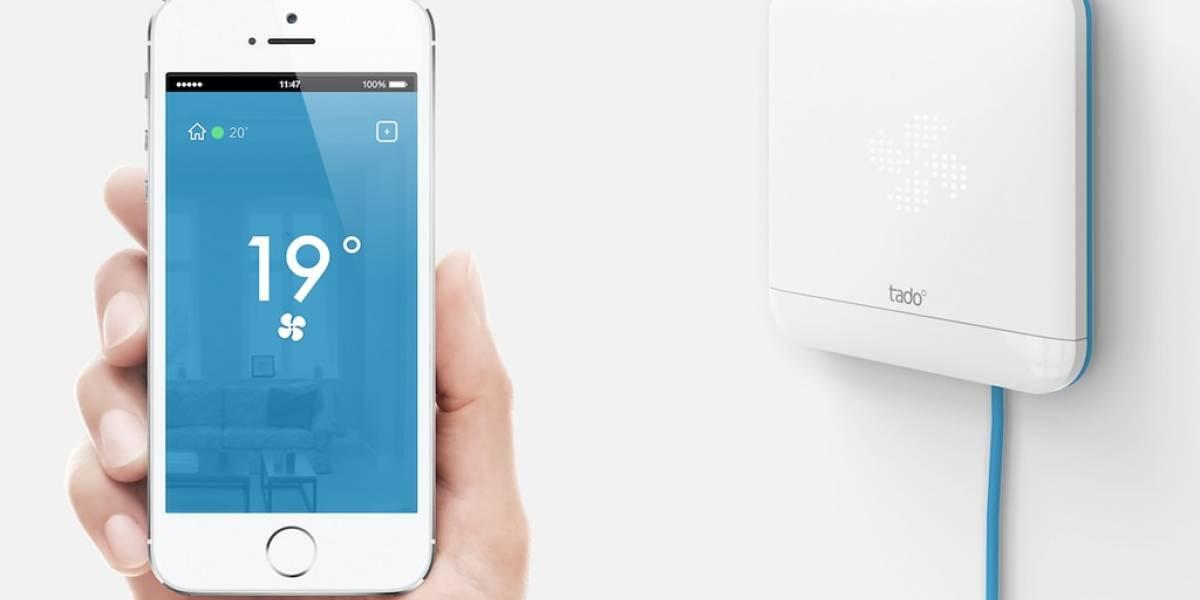 Tado, mando para aire acondicionado logra su meta en Kickstarter