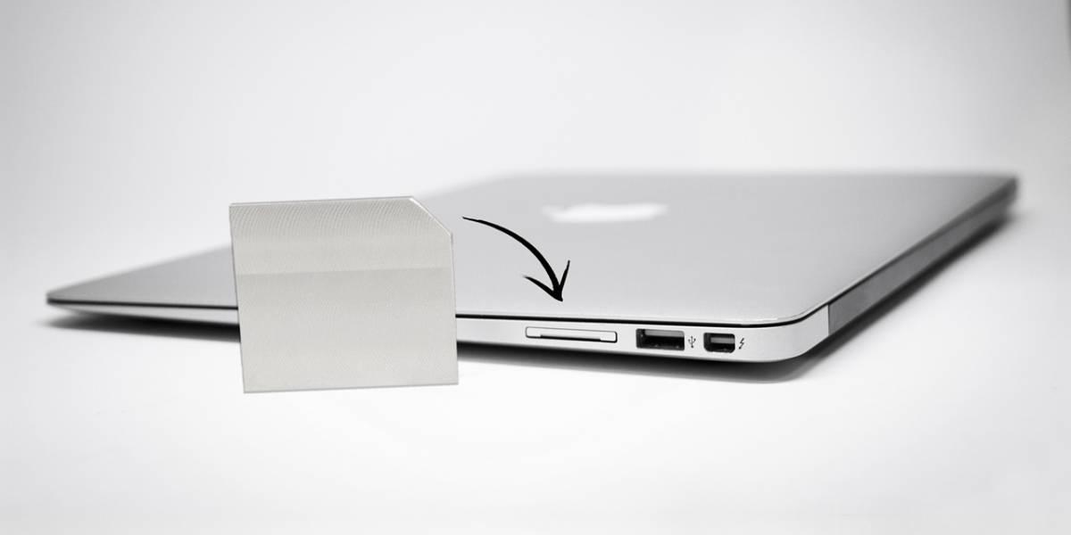 TarDisk aumenta hasta en 256 GB el almacenamiento de los MacBook