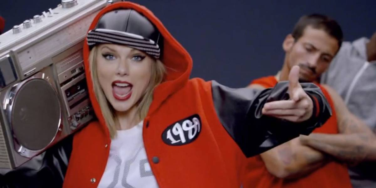 Taylor Swift quiere cambiar la DMCA para fastidiar a YouTube