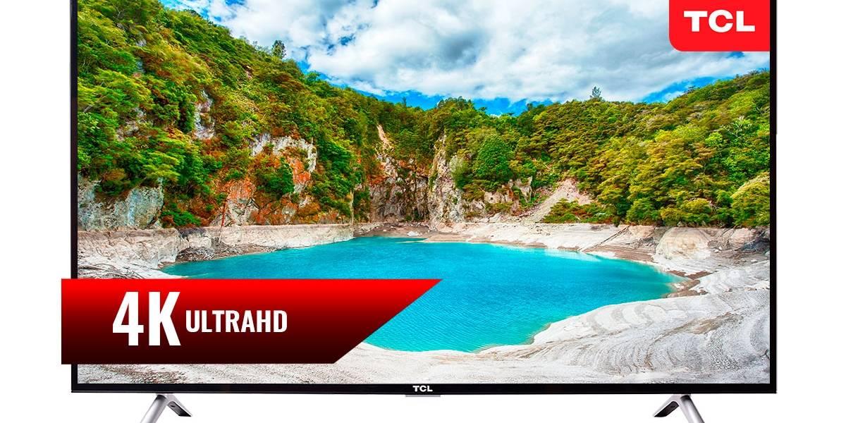 TCL comenzará a vender sus televisores en México