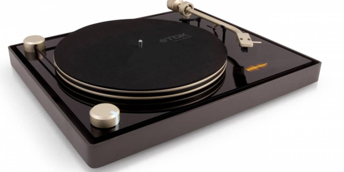 Chile: Ya puedes comprar un tocadiscos con USB para revivir tus vinilos