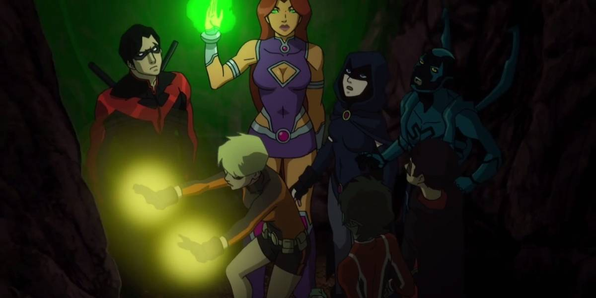 Trailer de Teen Titans: The Judas Contract