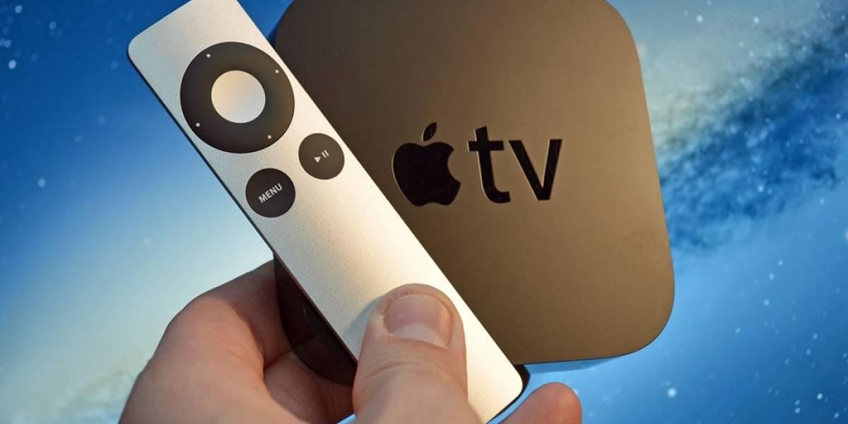 Nuevo Apple TV correrá bajo iOS 9
