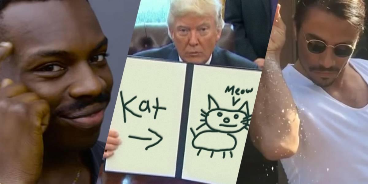 Tenor dice que estos son los memes más famosos de 2017