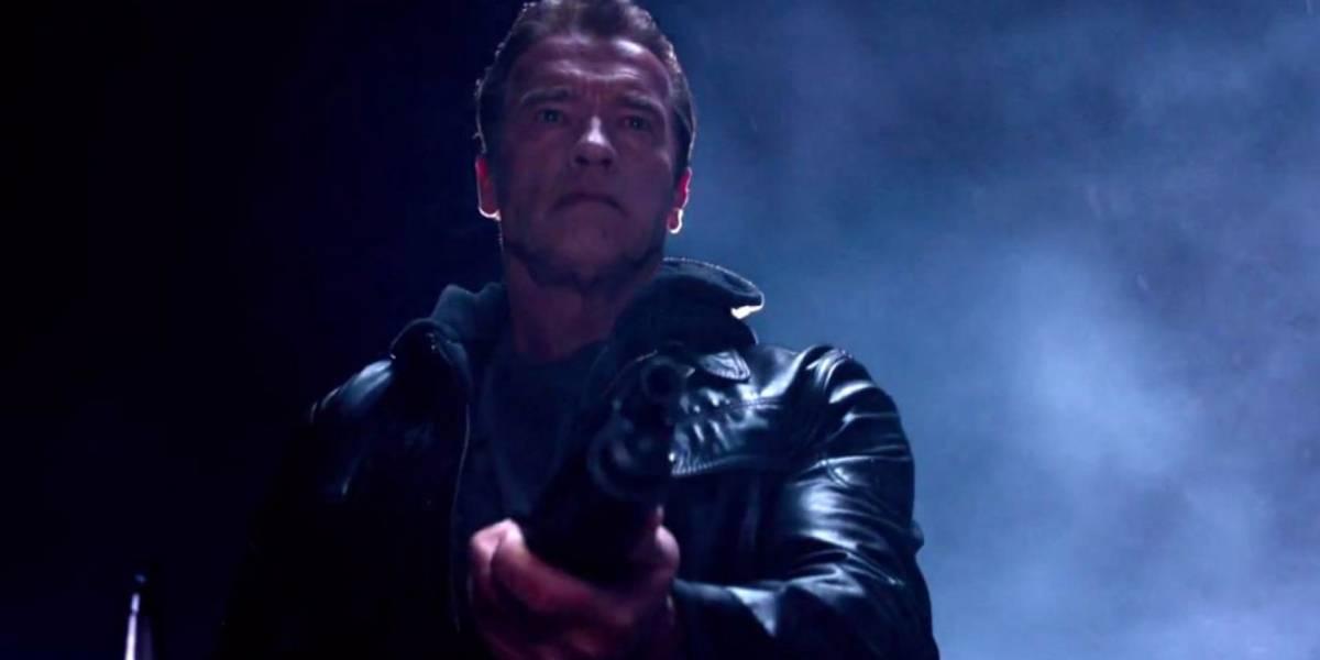 Arnold vs. Arnold en el nuevo tráiler de Terminator Genisys