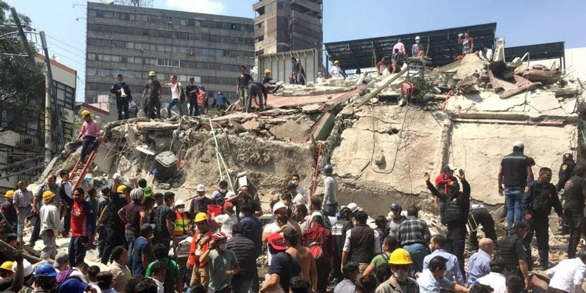 Cómo Ayudar MX enlista sitios dentro y fuera de México para apoyar a damnificados por el sismo