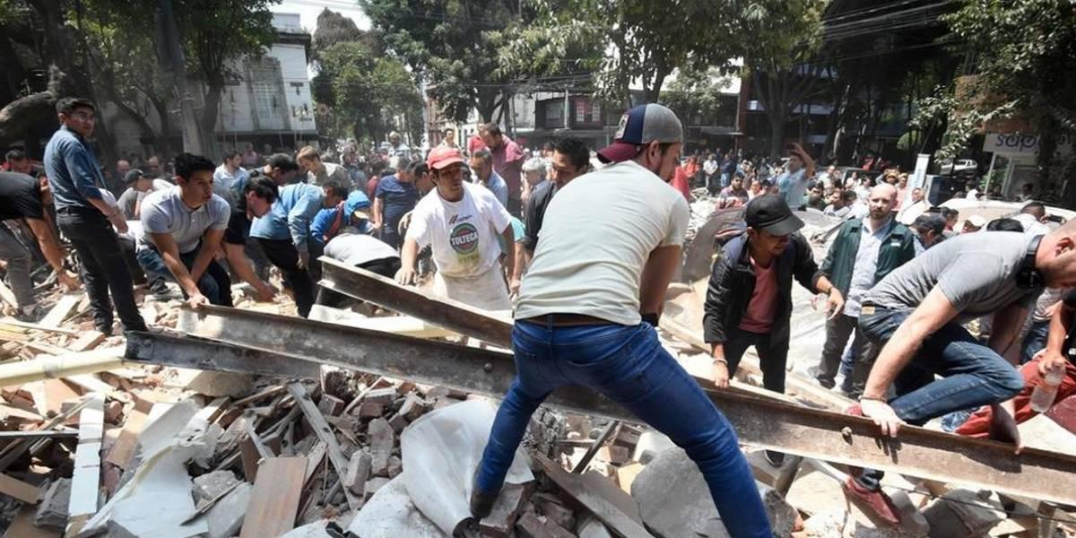 Facebook y Google activan servicios de localización tras terremoto en México