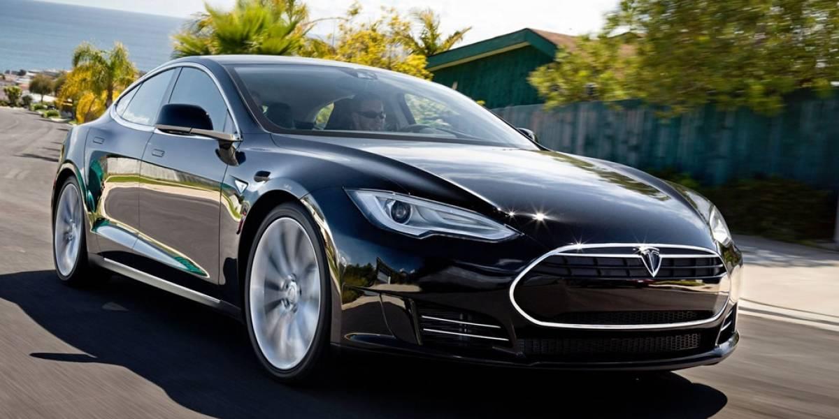 El Tesla Model S P85D será más rápido sólo con una actualización de software