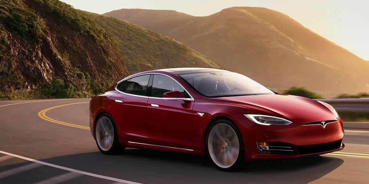 El Tesla Model S volvió a fallar la prueba de impacto frontal