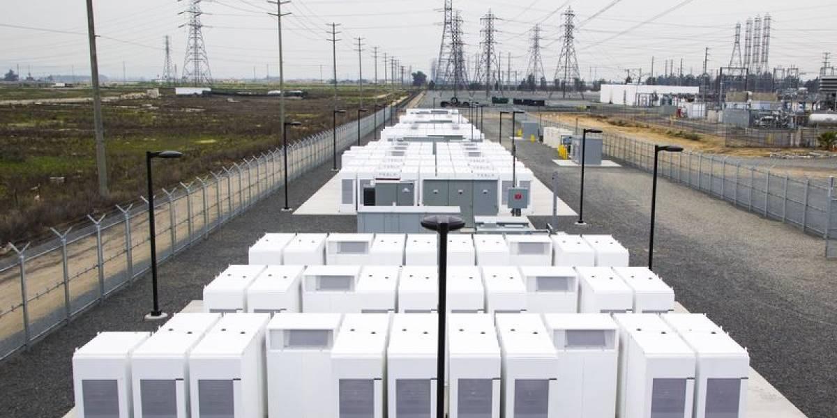 Tesla está alimentando cientos de casas en Los Ángeles