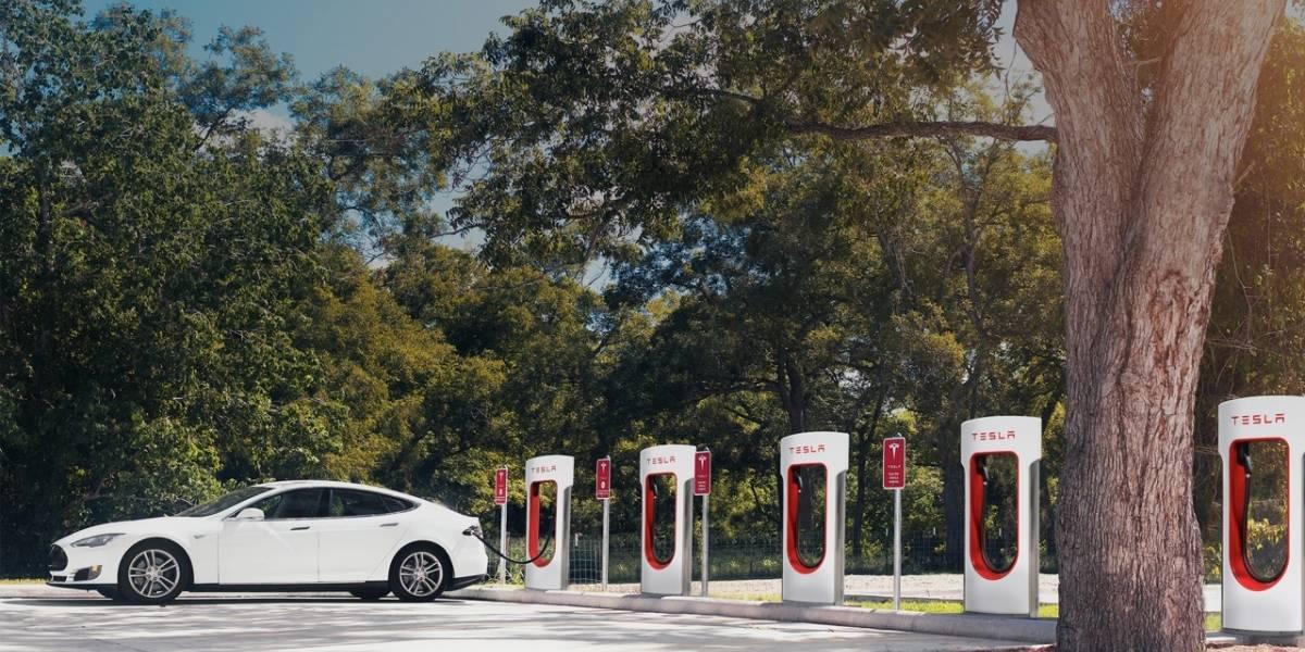 Los Supercargadores de Tesla llegarán a México muy pronto