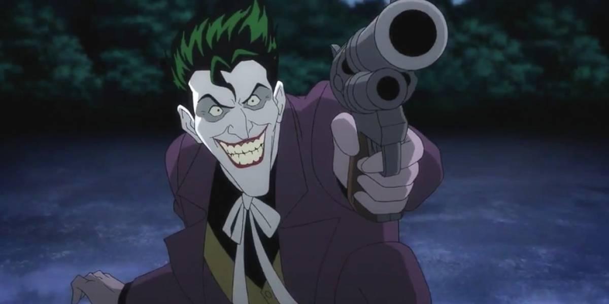 Mira el primer avance oficial de Batman: The Killing Joke
