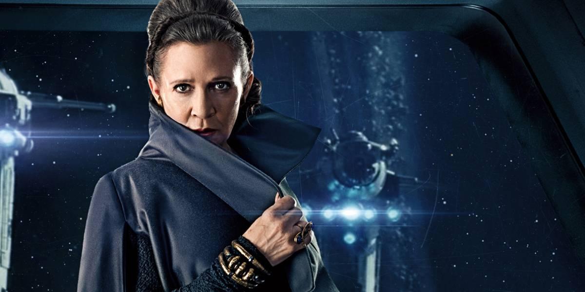 La escena más controvertida de The Last Jedi fue por cortesía de Kathleen Kennedy