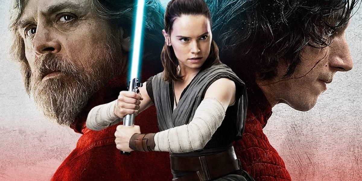 Se desploma la taquilla de The Last Jedi en comparación con The Force Awakens