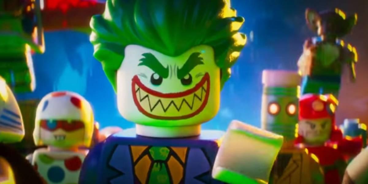 LEGO Batman tiene un nuevo tráiler con el Joker y es hilarante