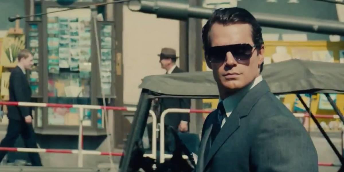 The Man From U.N.C.L.E., la nueva película de espías de Guy Ritchie