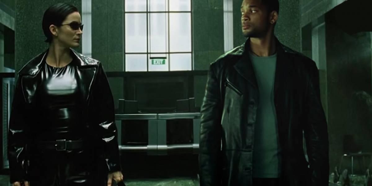 Así luciría The Matrix protagonizada por Will Smith