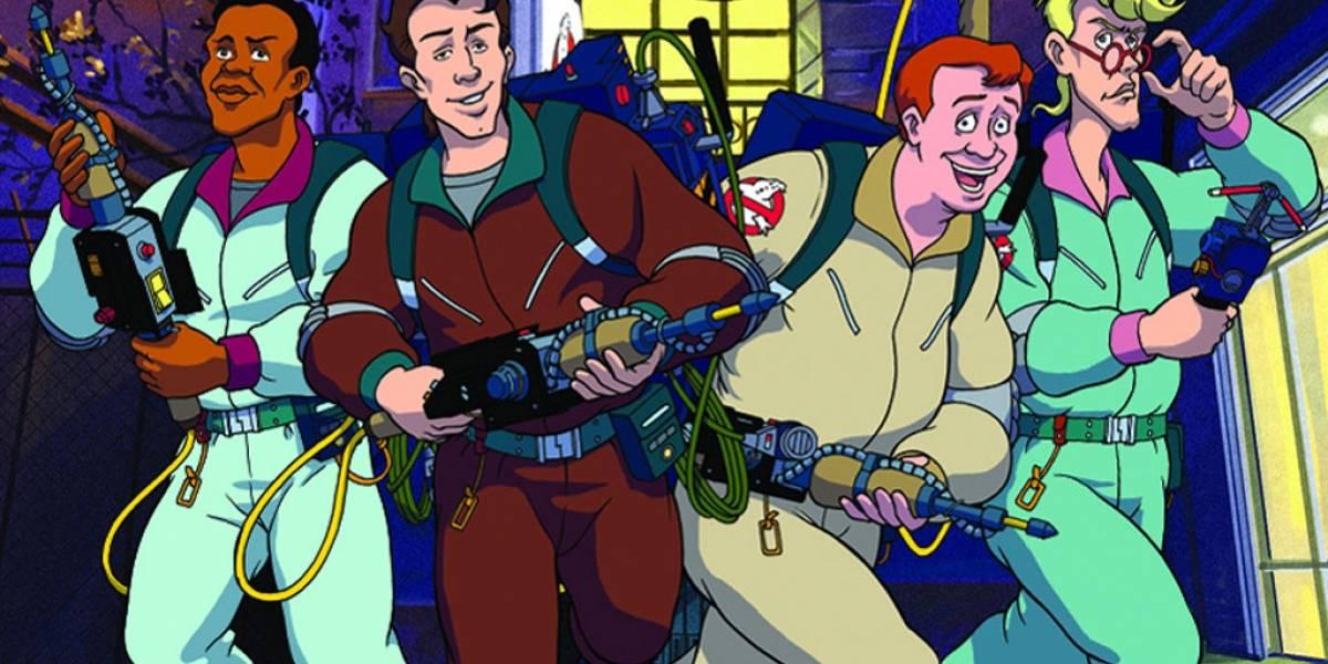 Ghosbusters tendrá una nueva serie animada
