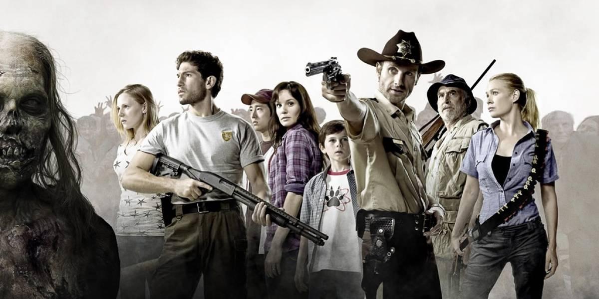 Liberan primera imagen y detalles de la séptima temporada de The Walking Dead