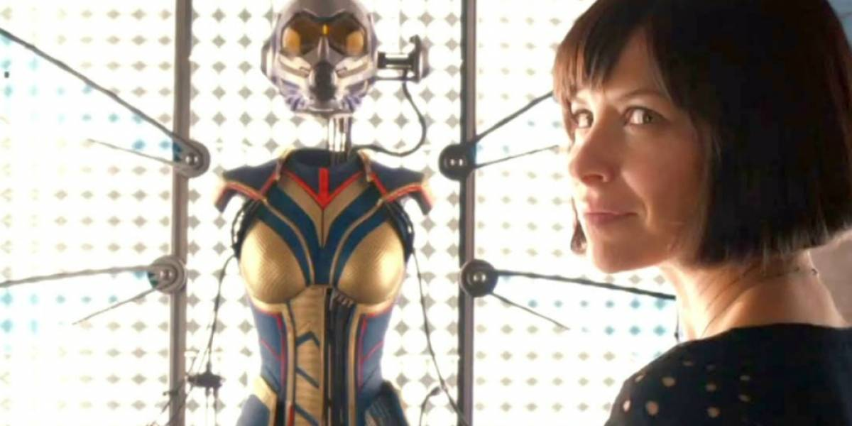 Primer vistazo a The Wasp del MCU
